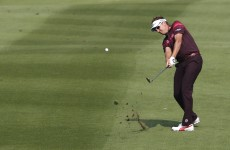 Poulter leads Scott by one in Australian Masters