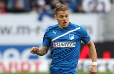 Hoffenheim star Vukcevic out of coma