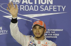No regrets for Hamilton over Mercedes move