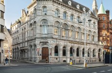 Landmark National Irish Bank building goes on sale for €4 million