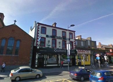The landmark pub on Drumcondra Road Lower