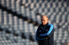 Andy Robinson steps down as Scotland coach