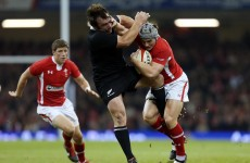 All Black Andrew Hore banned for five weeks following forearm smash