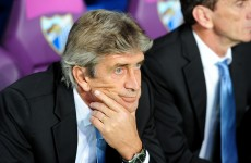 Champions League: Malaga set to march on as Milan eye second