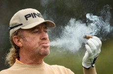 Jimenez breaks leg in skiing accident