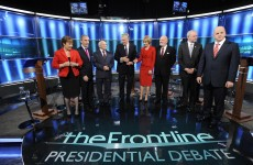 RTÉ publishes working document of Frontline Presidential Debate review