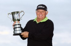 Peter Senior becomes oldest ever Australian Open winner at 53