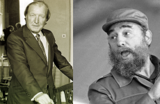 Fidel Castro visited Ireland in 1982 (and almost met Charles Haughey)