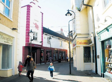 Market Place in Clonmel which is for sale with a reserve of €900,000