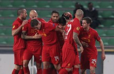 As it happend: Udinese v Liverpool, UEFA Europa League