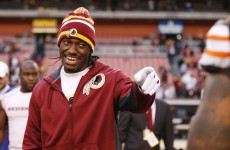ESPN analyst apologises to RGIII for 'Cornball Brother' remark