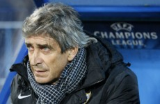 Champions League: Malaga look to seal top spot