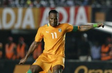 'Significant progress' in Juventus-Drogba talks