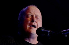 Christy Moore cancels concerts because of illness