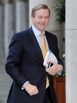 An Taoiseach Enda Kenny (file photo)