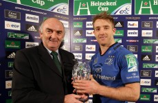 Man of the Match Fitzgerald praises Leinster depth