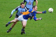 Sunday's GAA results round-