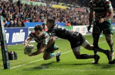Heineken Cup: Good news for Irish sides as Ospreys hold Tigers