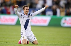 Paris, je t'aime: Beckham set for PSG switch
