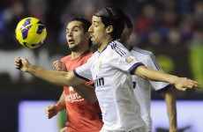 Pressure on Mourinho as Real draw blank at Osasuna