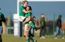 In pictures: Ireland's women capture first ever Triple Crown