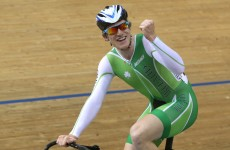 Double joy: Martyn Irvine secures gold and silver at Track World Championships
