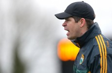 Kerry boss Eamon Fitzmaurice balancing club and county commitments ahead of busy weekend
