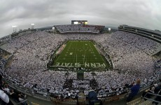 Penn State 'very interested' in playing college football game in Ireland