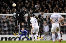 Gareth Bale scores two Ronaldo-esque free-kicks against Lyon
