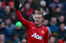 Yorke and Cole tip Rooney to stay at Old Trafford