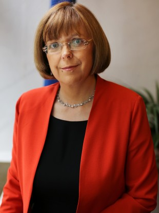 Emer Costello MEP from the Irish Labour Party.