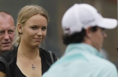 Rory McIlroy pushing limits of gym work, admits Caroline Wozniacki