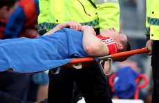 Third cruciate ligament injury for Colm O'Neill, Cork chiefs confirm