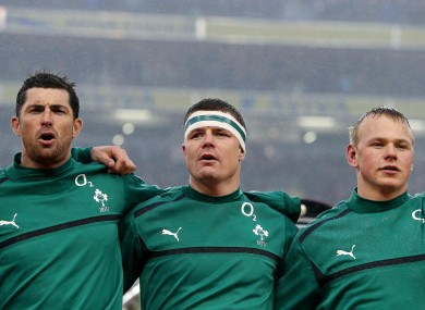 Will this be Brian O'Driscoll's Six Nations swansong?
