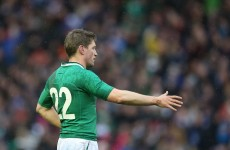 O'Gara dropped from Ireland squad: Here's the Twitter reaction