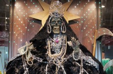 Meet the saint who is becoming patron of US underworld
