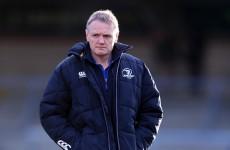Aspects of Ireland job would suit family life, says 'flattered' Joe Schmidt