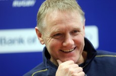 Joe Schmidt hopeful of landing Ireland job this week
