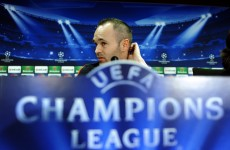 Champions League: Barca can overcome Messi absence, insists Iniesta