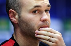 'It's unjust to talk about the end of an era' — Iniesta calls for a little respect