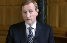 Taoiseach Enda Kenny records farewell message for Eric Elwood