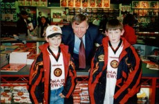 My 10 minutes with Fergie and his Champions League dreams