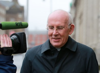 Cardinal Seán Brady said bishops had not discussed whether pro-choice politicians should receive Communion at not.