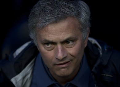 Mourinho is widely expected to become the manager of Chelsea next season.