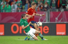 Casillas, Torres named in Spain squad to face Ireland