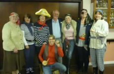 Women 'embarrassed' after dressing as pirates to meet former Somali hostage