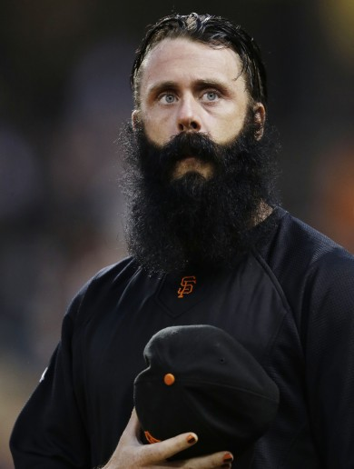 Power rankings: Beards in sport