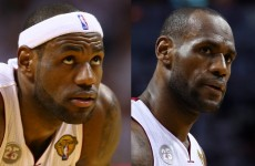 The logical reason LeBron James must wear his headband in Game 7 tonight