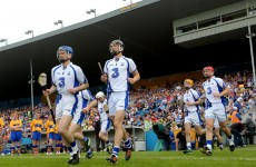 3 changes for Waterford hurling side to face Offaly in qualifier