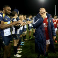 Best pics: Lions hit a speedbump in Brumbies defeat